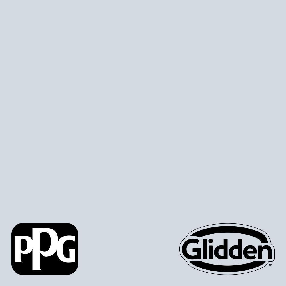 Glidden Essentials 5 Gal Ppg1166 2 Aster Petal Eggshell Interior Paint Ppg1166 2e 05e The Home Depot