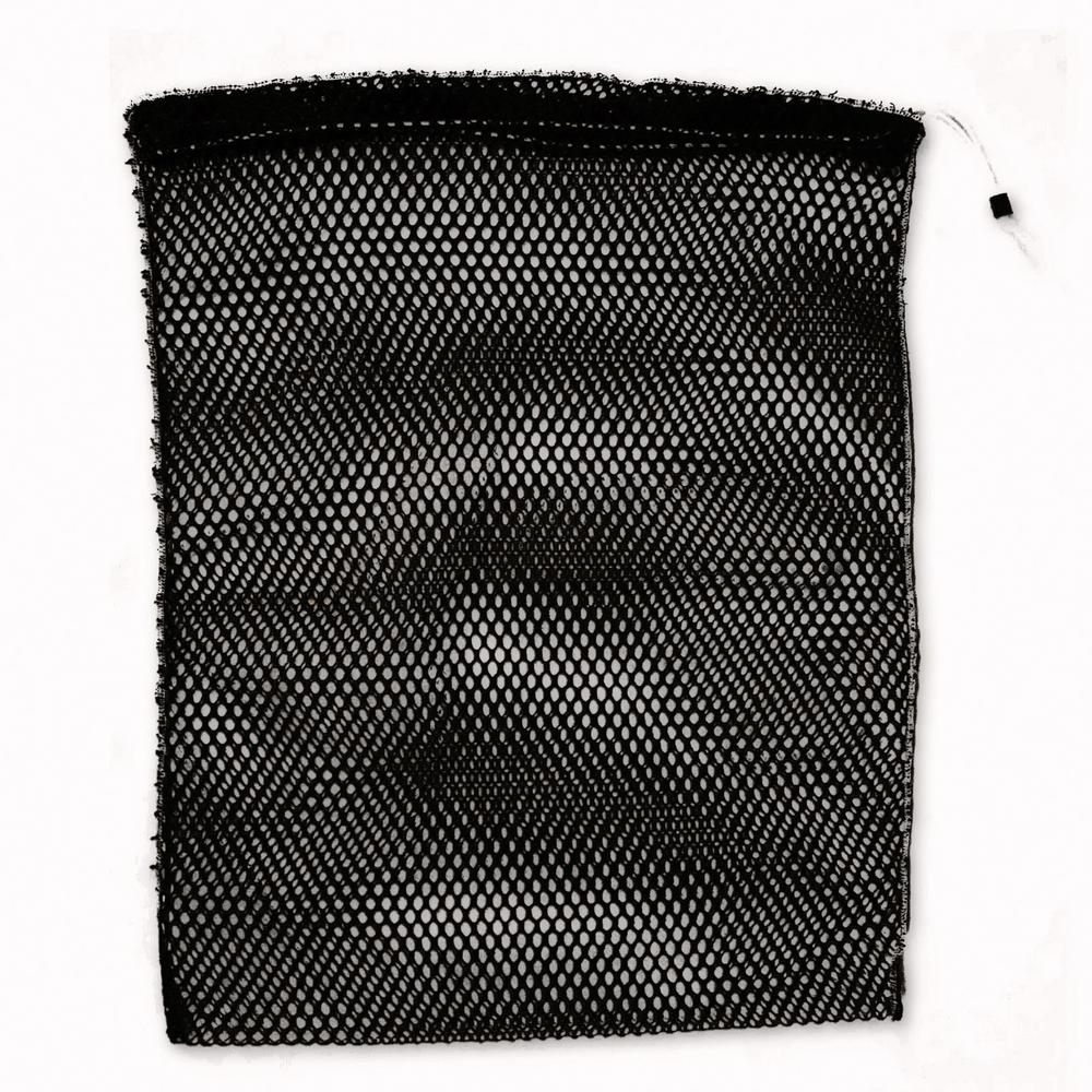17 in. x 22 in. Nylon Mesh Accessory Storage Bag with