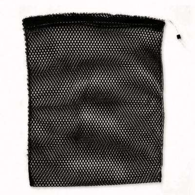 17 in. x 22 in. Nylon Mesh Accessory Storage Bag with Cinch Rope Closure