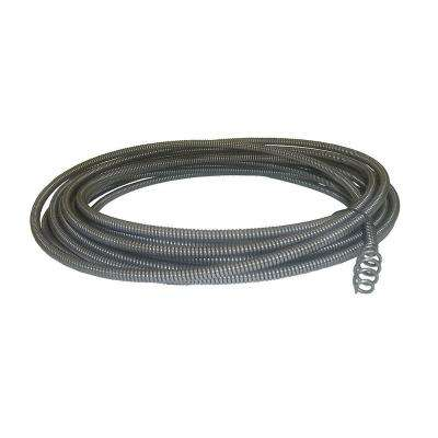 1/4 in. x 30 ft. K-30 Auto-Clean Replacement Drain Cleaning Cable