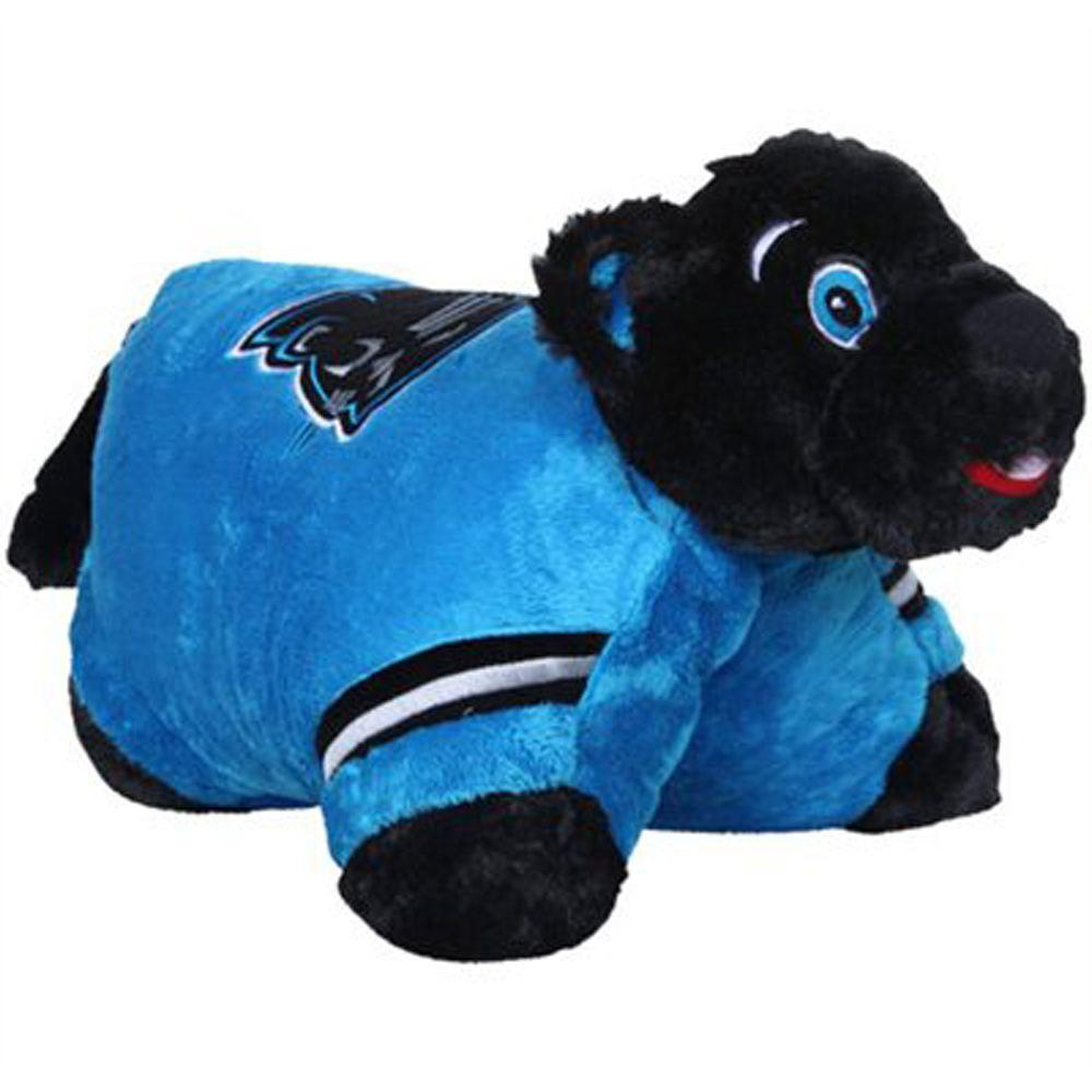 Fabrique Innovations Carolina Panthers Pillow-DISCONTINUED