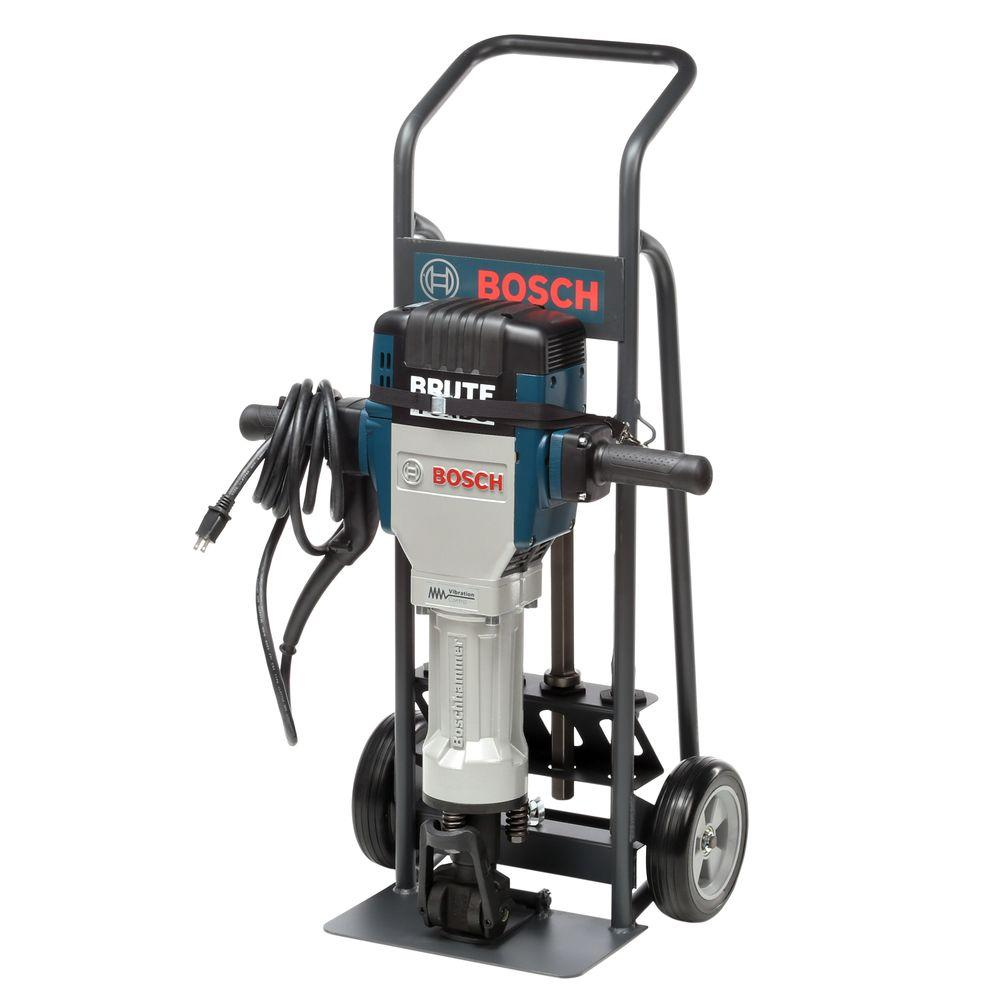 Brute Turbo 15 Amp 1-1/8 in Corded Concrete/Masonry Variable Speed Electric