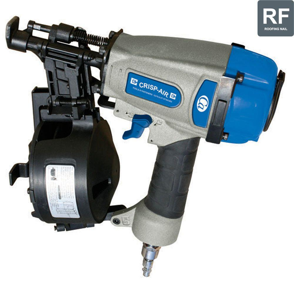 Light Weight Magnesium Body Roofing Coil Nailer