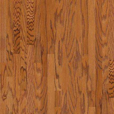 Bradford Oak Sunset Oak 3/8 in. Thick x 3-1/4 in. Wide x Random Length Engineered Hardwood Flooring (23.76 sq. ft./case)