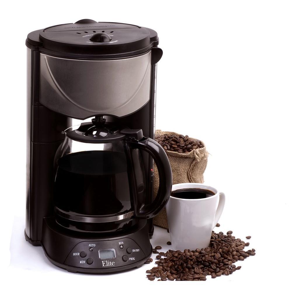 Platinum 12-Cup Coffee Maker