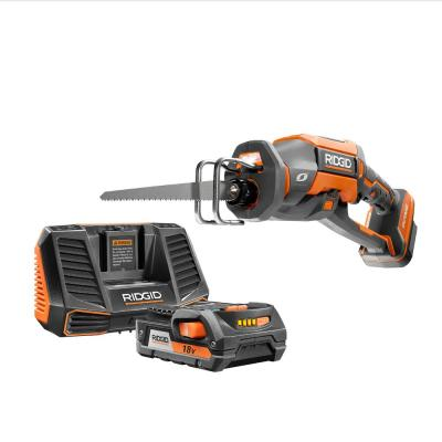 18-Volt OCTANE Cordless Brushless One-Handed Reciprocating Saw with 18-Volt Lithium-Ion 2.0 Ah Battery and Charger Kit