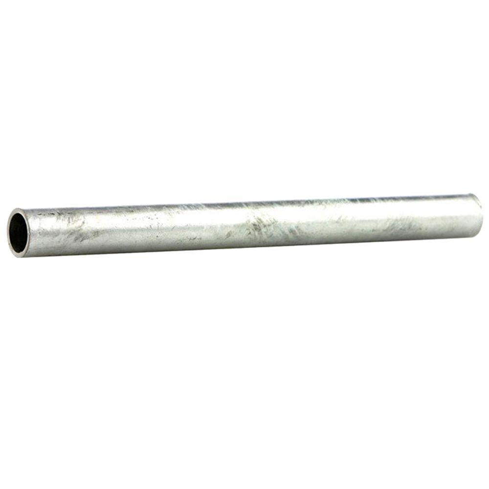 Galvanized Steel Pipe  sc 1 st  The Home Depot & 2 in. x 10 ft. Galvanized Steel Pipe-568-1200HC - The Home Depot
