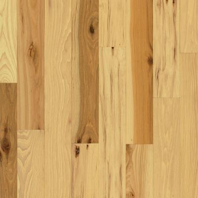 Take Home Sample - Hickory Country Natural Hardwood Flooring - 5 in. x 7 in.