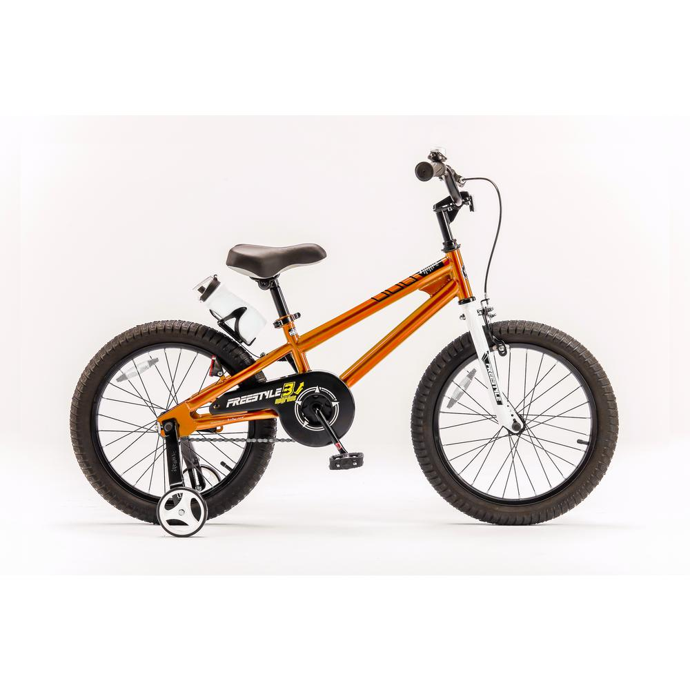 18 in. Wheels Freestyle BMX Kid's Bike, Boy's Bikes and G...