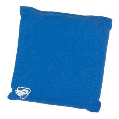 Triumph Blue Canvas Duck Cloth Bean Bag Set