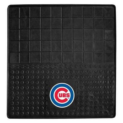 Chicago Cubs Heavy Duty Vinyl 31 in. x 31 in. Cargo Mat