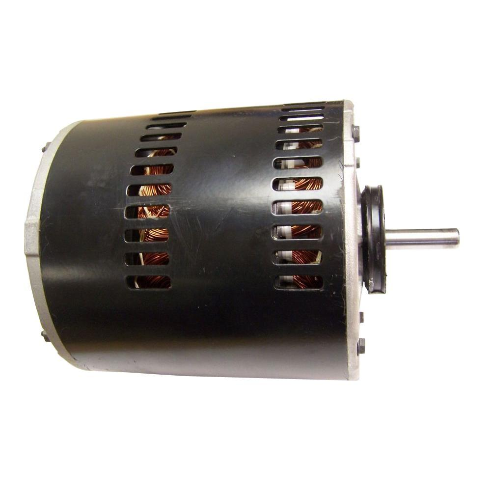 Pmi 1 3 hp 120 volt evaporative cooler bare motor 05 007 for 1 3 hp motor