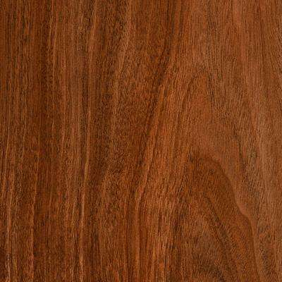 Noble Mahogany Rouge 6 in. x 48 in. Luxury Vinyl Plank Flooring (19.39 sq. ft. / case)