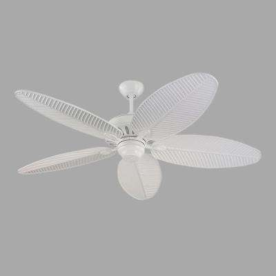 Cruise 52 in. White Ceiling Fan