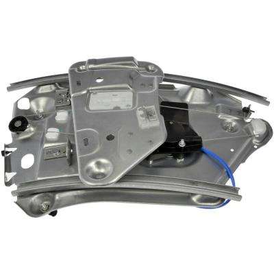 Power Window Motor and Regulator Assembly - Rear Right