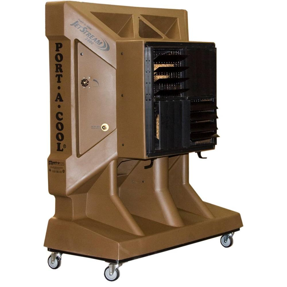 PORTACOOL JetStream 7500 CFM Variable Speed Portable Evaporative Cooler for 2000 sq. ft.