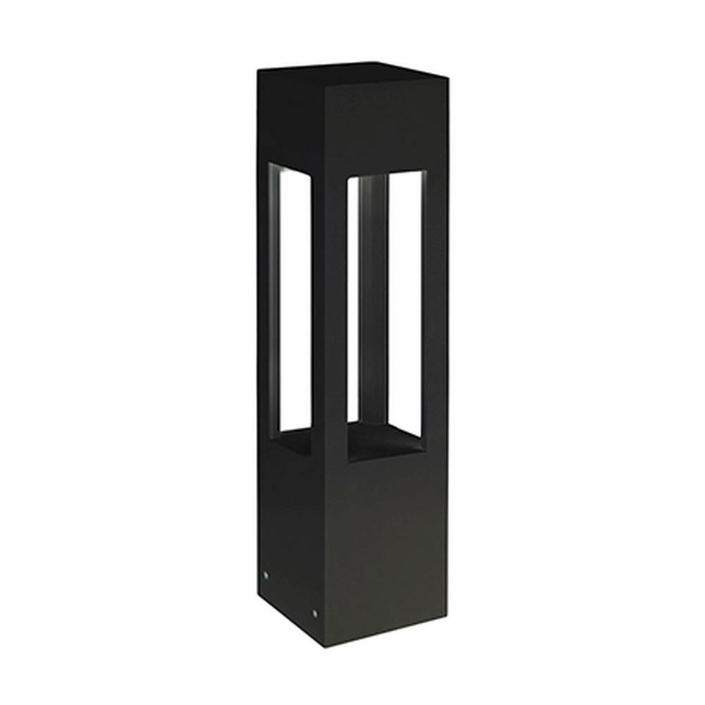 Tech Lighting Home Depot: Radionic Hi Tech Troy 1-Light Black 60-Watt Equivalence