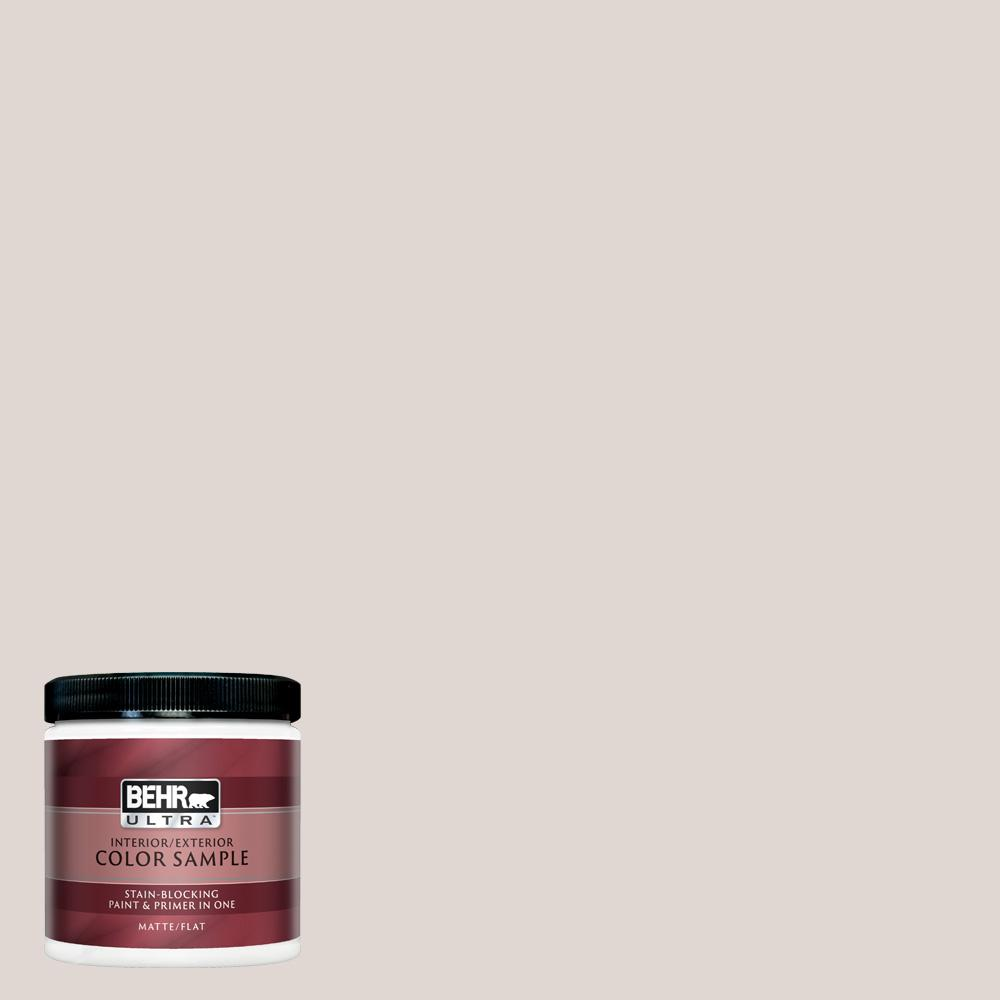 BEHR Taupe Tease white paint. #behrtaupetease #taupepaintcolor #whitepaintcolors