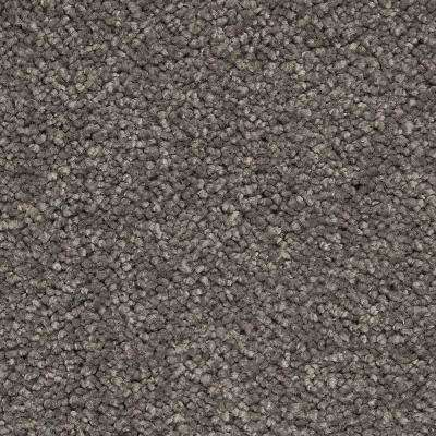 Carpet Sample - Castle II - Color Cityscape Textured 8 in. x 8 in.