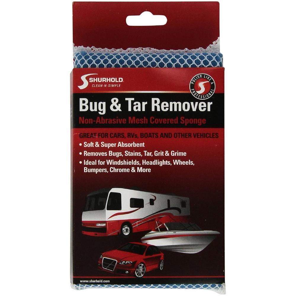 Bug and Tar Remover Sponge