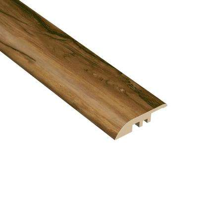 Woodland 7/16 in. Thick x 1-5/16 in. Wide x 94 in. Length Vinyl Multi-Purpose Reducer Molding