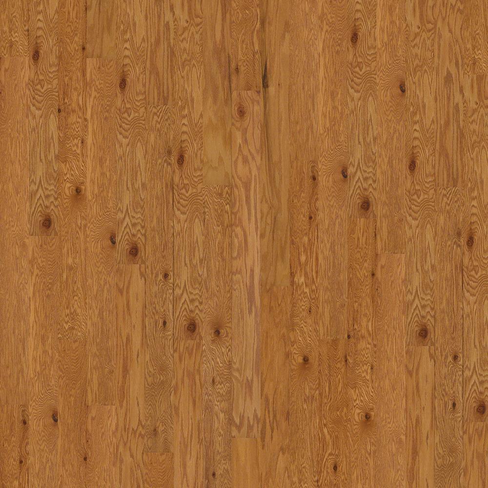 Take Home Sample - Bradford Oak Buckskin Oak Engineered Hardwood Flooring - 5 in. x 8 in.