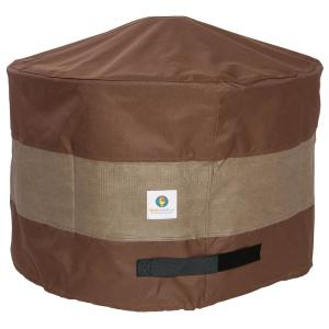 Duck Covers Elite 36 In Round Fire Pit Cover Mfpr3620 The Home Depot