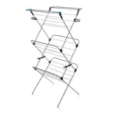 Verso 23 in. x 55 in. Clothes Drying Rack