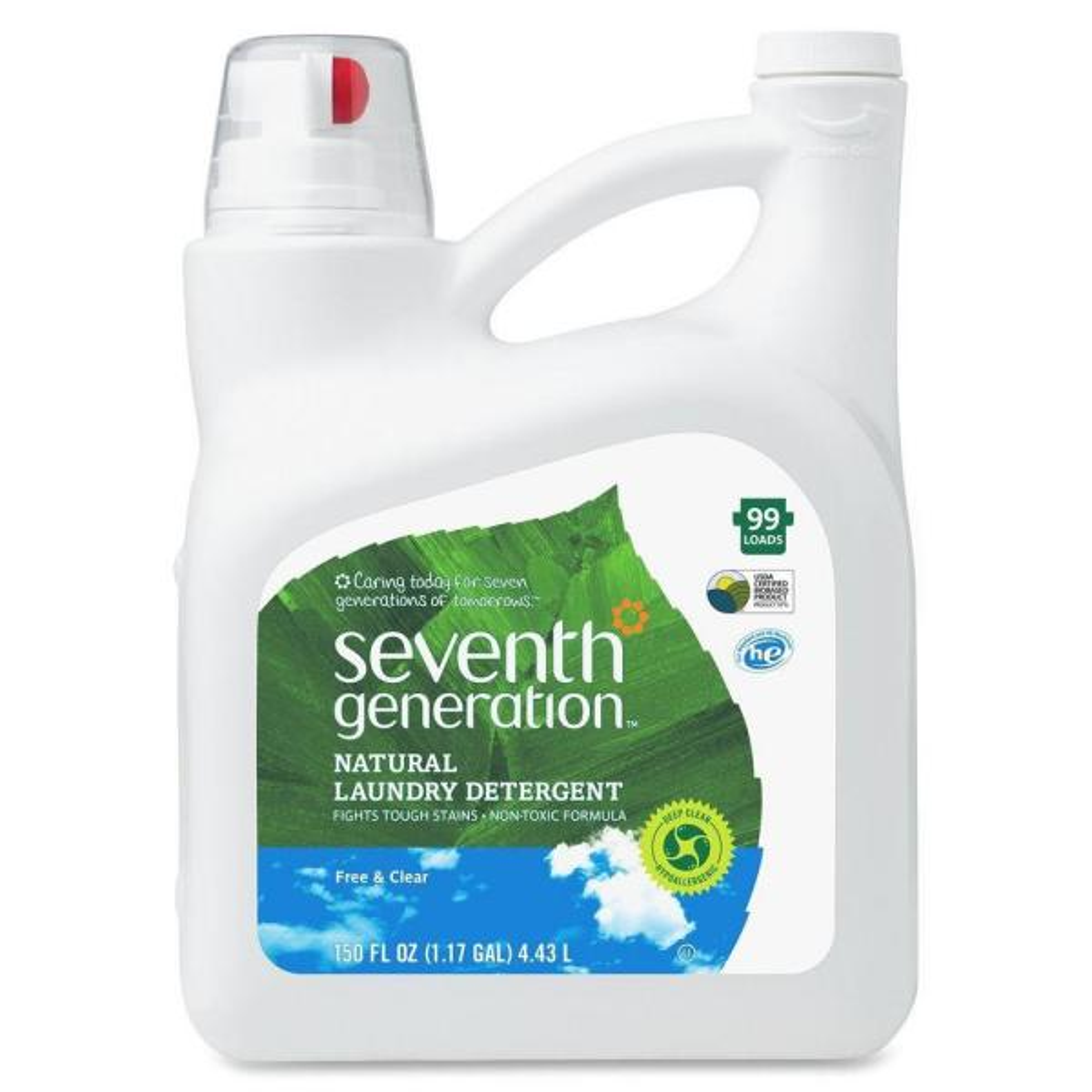 150 oz. Natural Liquid Laundry Detergent