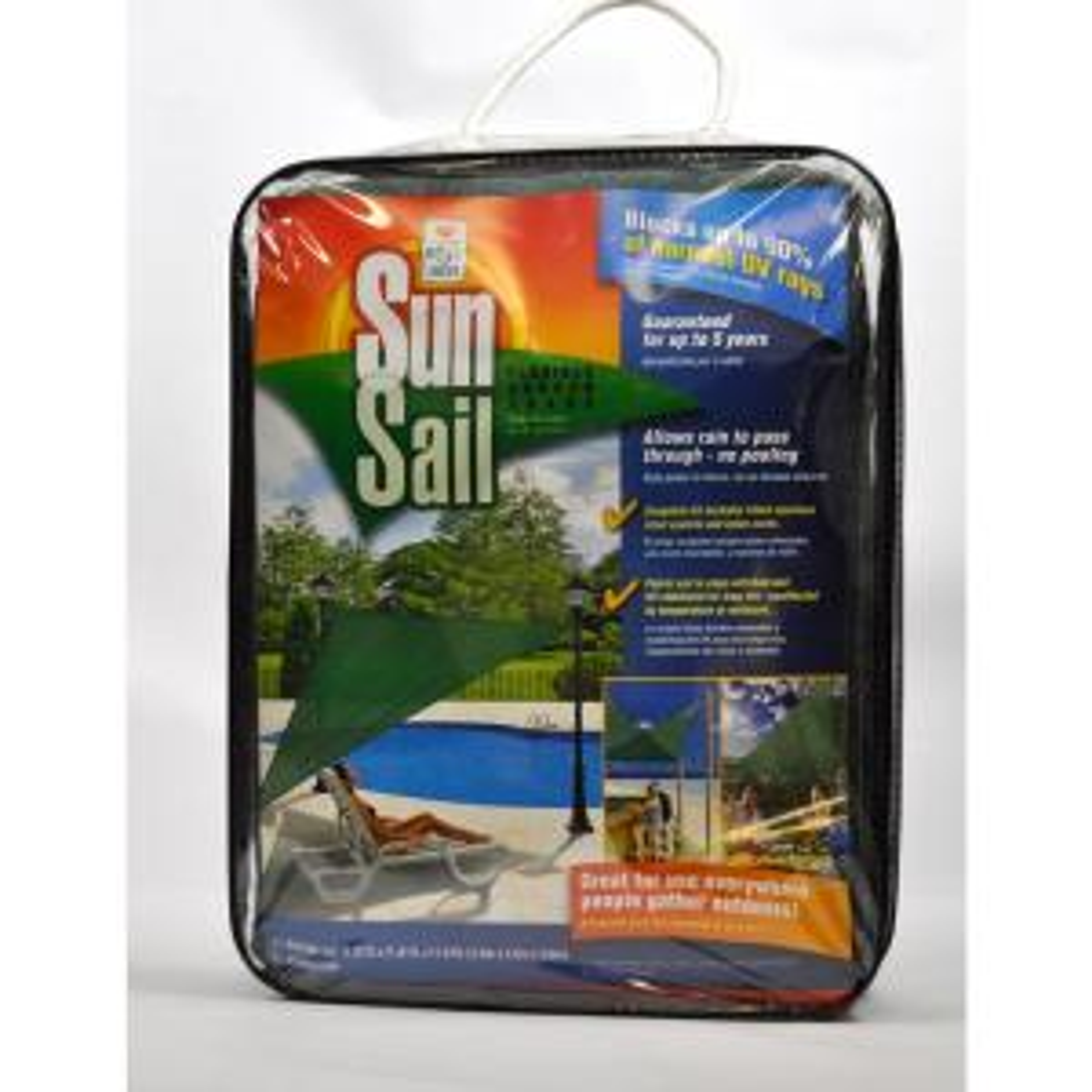 Shelterlogic 16 Ft X 16 Ft Sand Triangle Heavy Weight Sun Shade