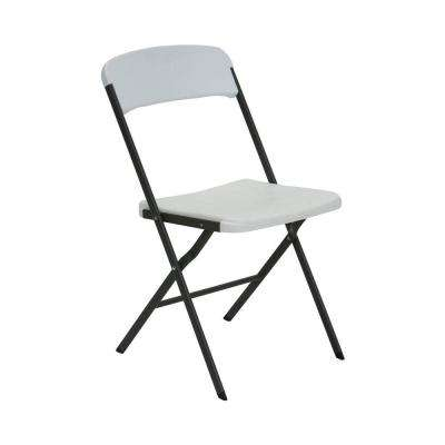 White Folding Chair (Set of 6)