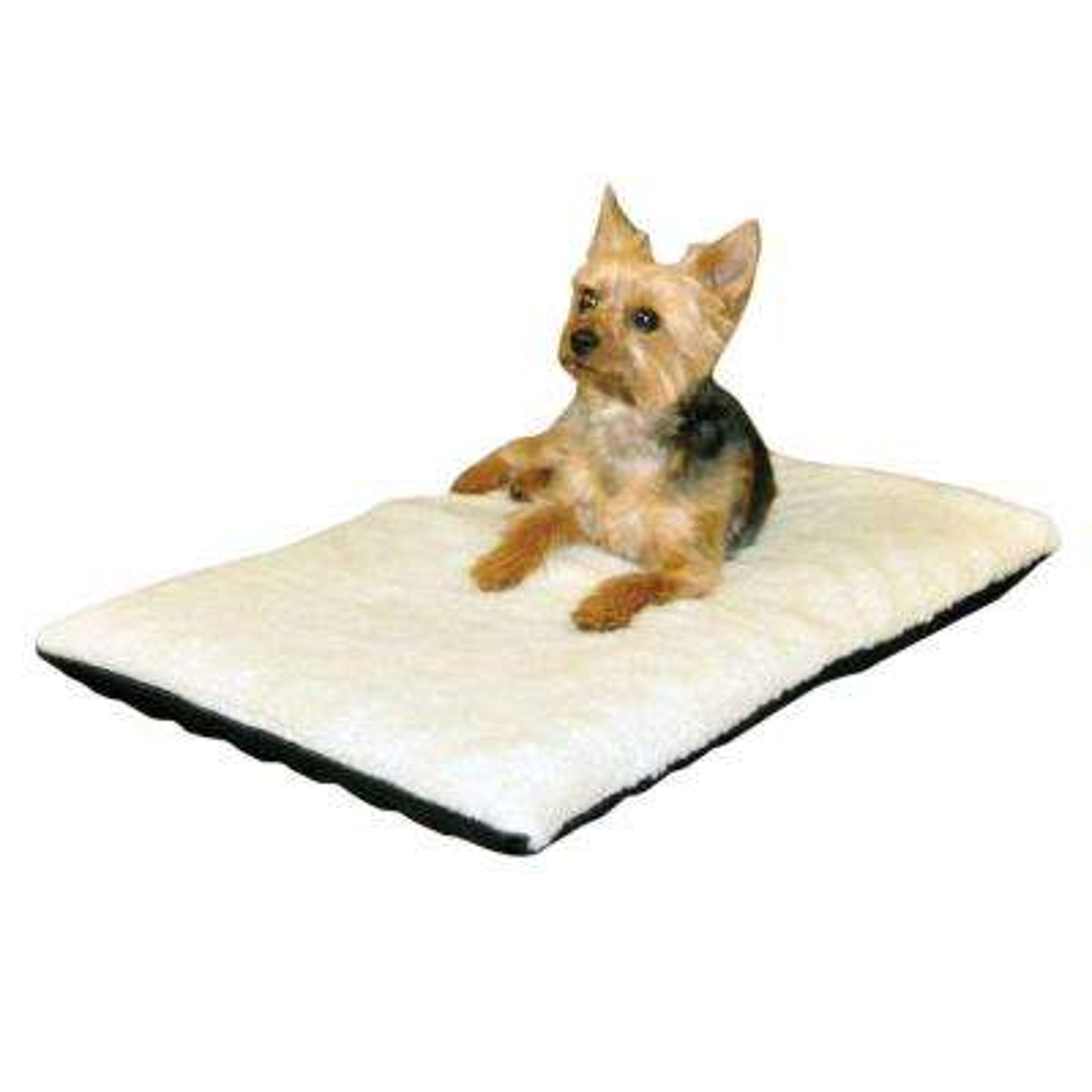 Ortho Thermo Medium Cream Non-Slip Heated Dog Bed