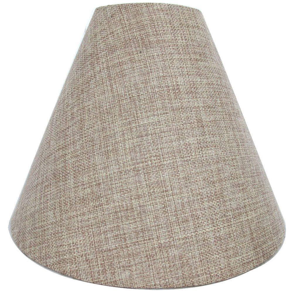 Mix & Match 11 in. x 8 in. Oatmeal Round Accent