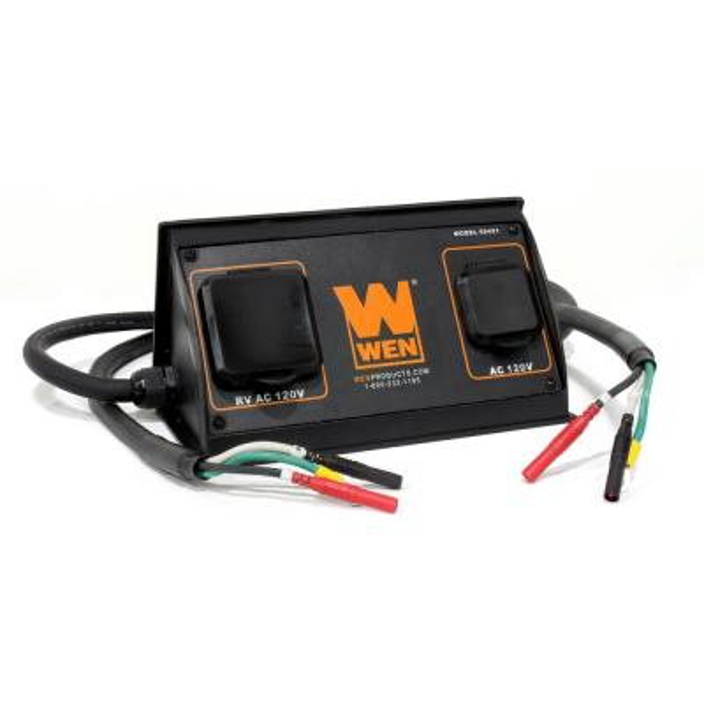 30-Amp 3600-Watt Parallel Connection Kit for Inverter Generators