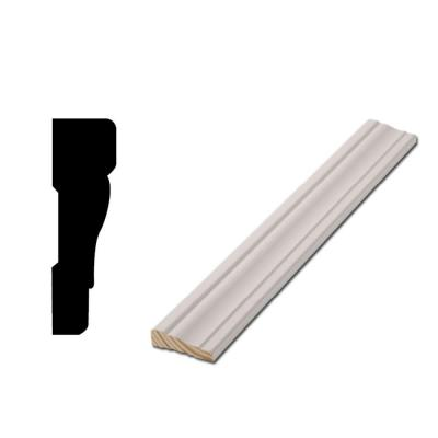 WM 356 11/16 in. x 2-1/4 in. x 84 in. Primed Finger-Jointed Casing