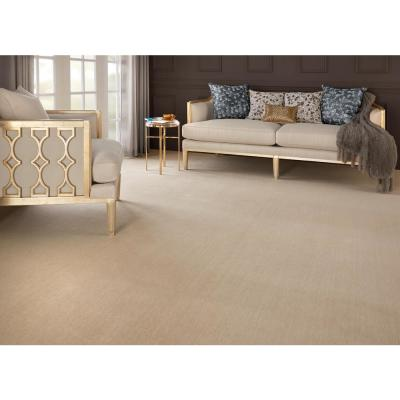 Supreme - Color Shell 13 ft. 9 in. Texture Carpet