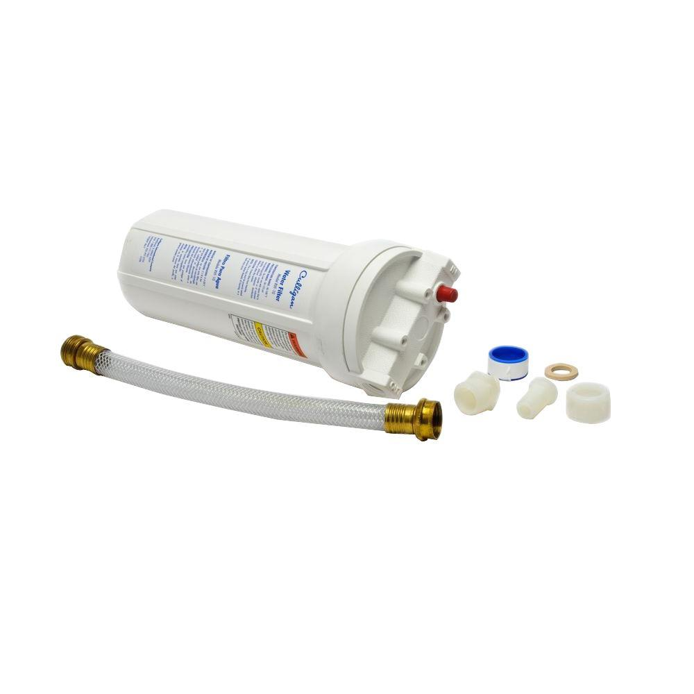 rv water hookup filter