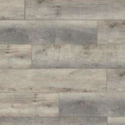 Ozark Lakes Driftwood 12mm Thick x 8.03 in. Wide x 47.64 in. Length Laminate Flooring (15.94 sq. ft. / case)