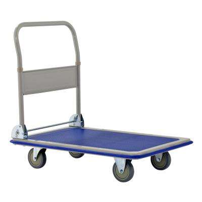Heavy Duty 660 lb. Capacity Folding Platform Cart