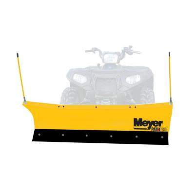 Meyer Path-Pro 50 in. ATV Plow w/ Patented Self Angling System