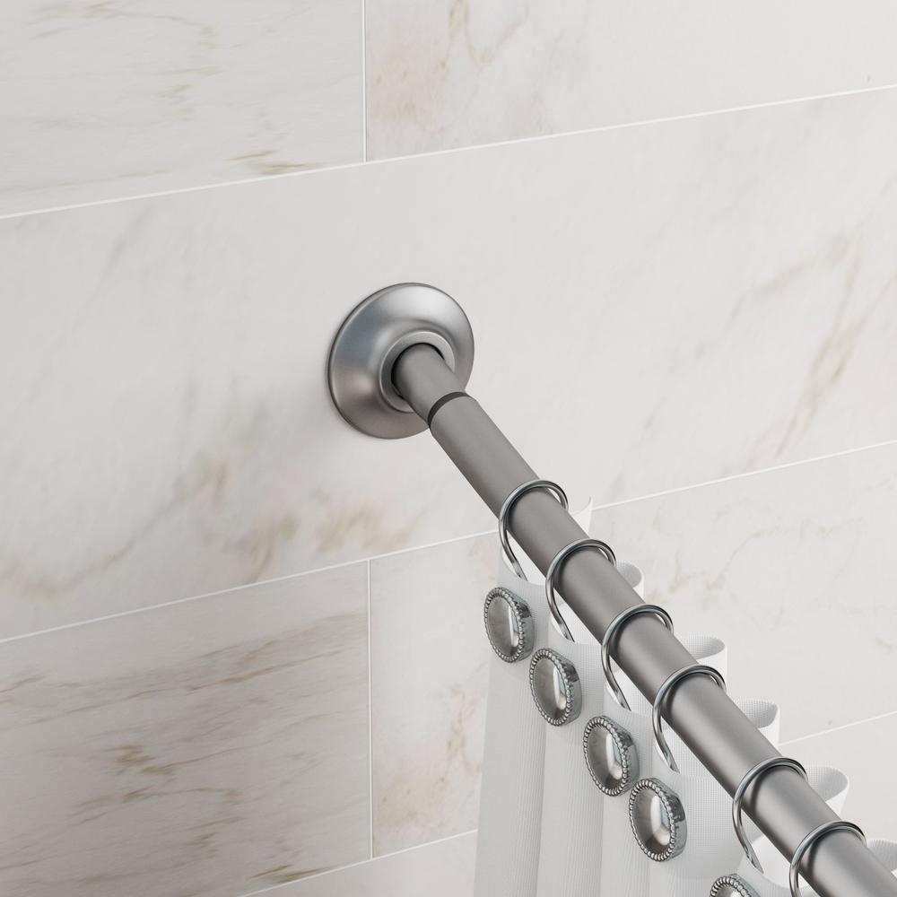Kohler curved shower rod k-9349-s