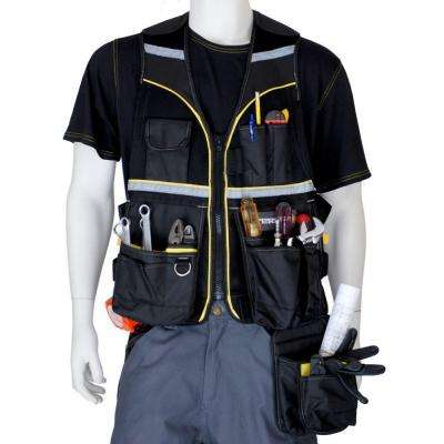 Multi Pocket Tool Vest