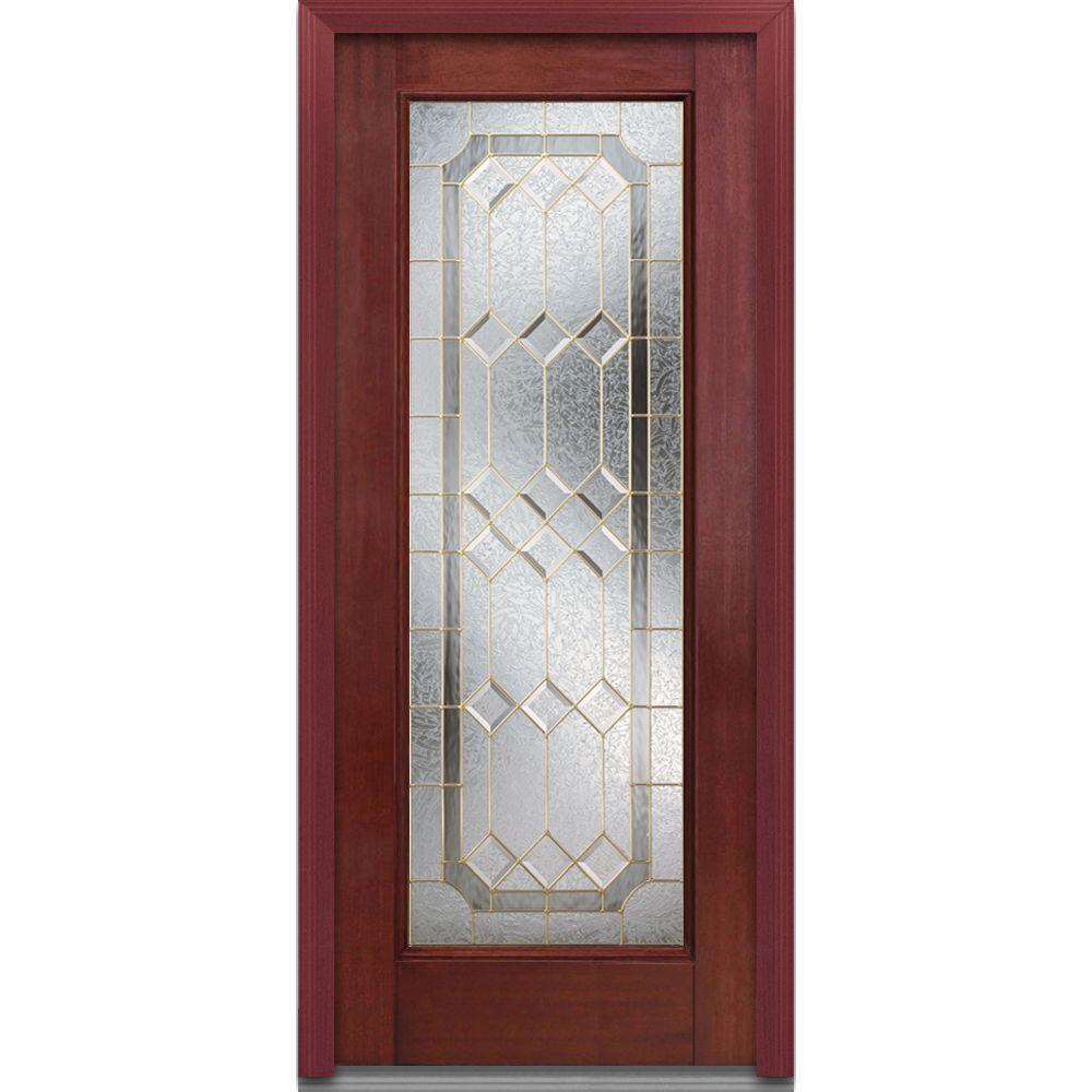 Left Handinswing Front Doors Exterior Doors The Home Depot