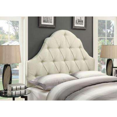 Beige Full/Queen Headboard