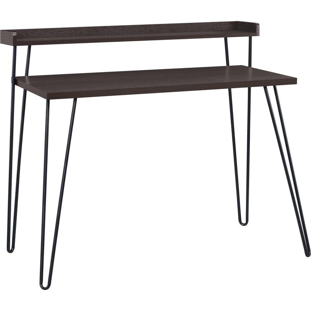 Altra Furniture Haven Retro Desk With Riser Furniture