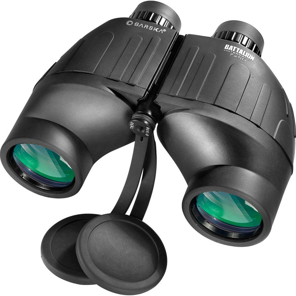 Battalion 7x50 Waterproof Binoculars