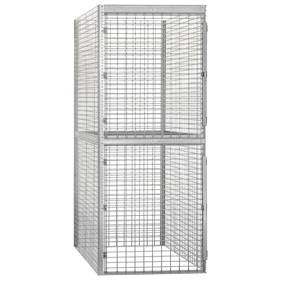 8200 Series 36 in. W x 90 in. H x 60