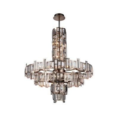 Quida 18-Light Champagne Chandelier