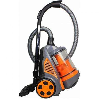 Cyclonic Bagless Canister Vacuum Cleaner