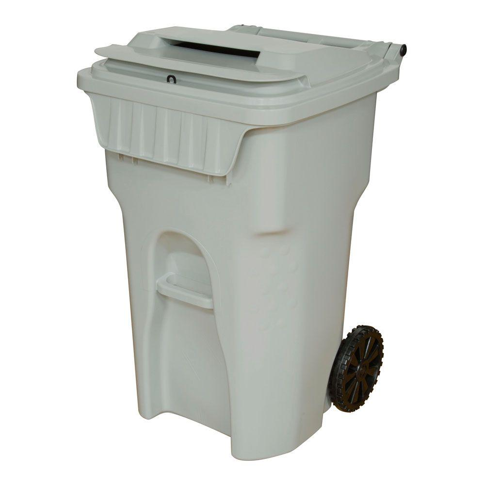 Can/Paper/Newspaper Slot - Indoor - Trash Cans - Trash & Recycling ...